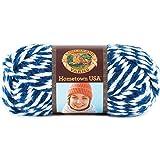 Lion Brand Yarn Company 1-Piece Hometown USA Yarn, Wildcats