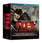 MISSION IMPOSSIBLE 1+2+3+4 COFFRET BL...