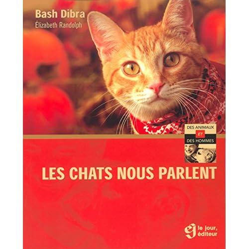 Les chats nous parlent