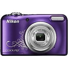 Nikon COOLPIX A10 - Cámara digital (Corriente alterna, Batería, Cámara compacta, 1/2.3, 4,6-23 mm, Auto, LCD)