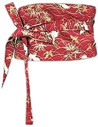 Cintura japonesa de la cintura del kimono del tamaño del kimono de la impresión que sella