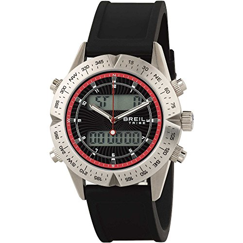 Reloj hombre Digital Digital Way Negro Tribe BREIL