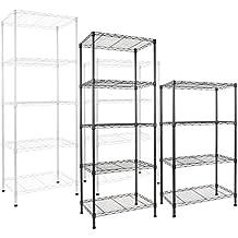 Metallregal schwarz klein  Suchergebnis auf Amazon.de für: Metallregal klein