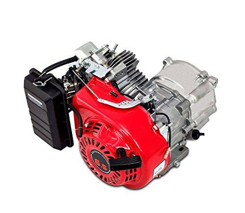 Komplett MOTOR mit Vergaser / Starter / Luftfilter für Aggregat Stromerzeuger