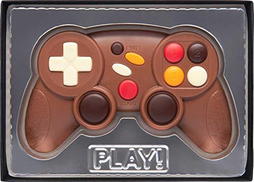 Schokoladen Game-controller, 8 Stück je 70 gr, Größe: 150x115 mm