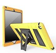 Compatibilità: Progettato su misura per il vostro Apple iPad Air 2 (iPad 6) 9.7 Inch iOS 8 Tablet prezioso, questa custodia MoKo presenta una combinazione di funzionalità e stile. E 'ben costruito per proteggere il Apple iPad Air 2 (iPad 6) 9...