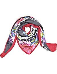 DESIGUAL, Ladies scarves, shawls, neckerchiefs, sample mix, multicoloured, 160 x 80 cm
