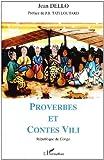 Proverbes et Contes Vili Republique du Congo