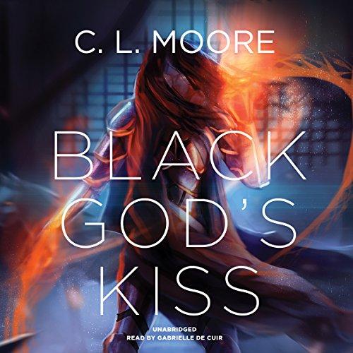 Black God's Kiss  Audiolibri