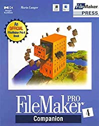 [(FileMaker Pro 4.0 Companion)] [By (author) Maria L. Langer] published on (August, 1998)