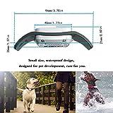 KOBWA GPS Tracker Persönlicher Wasserdichter GPS Tracking Locator Peilsender mit Ladestation für Hunde - Katzen - Haustier - Autos -