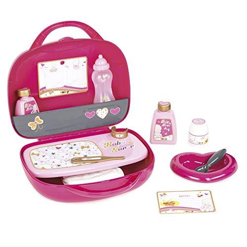 Maletín nursery de Baby Nurse con accesorios (Smoby 220319)