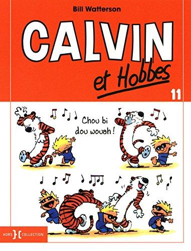 Calvin et Hobbes - T11 petit format (11)