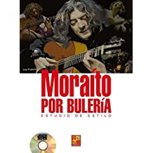 Moraito Por Buleria Gtr Bk/CD +CD