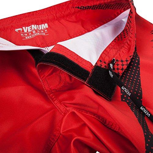 Venum Herren Training Shorts Jaws Rot