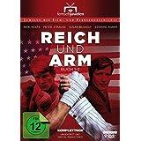 Reich und arm - Komplettbox (Staffeln 1+2 / Buch 1+2 ungekürzt) - Fernsehjuwelen