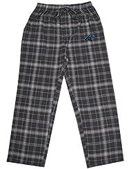 NFL New Orleans Saints Mens Fall / Winter Plaid Pajama Pants
