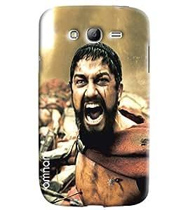 Omnam Man Annoying In War Printed Designer Back Cover Case For Samsung Galaxy Grand