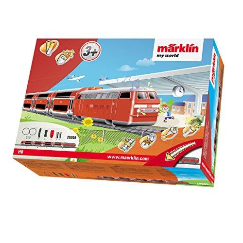 Märklin 29209 - Startpackung Regional Express, Batterie