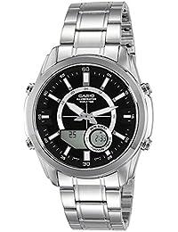 Casio Enticer Men's Analog-Digital Black Dial Men's Watch - A1216 (AMW-810D-1AVDF)