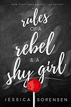 Rules of a Rebel and a Shy Girl (Rebels & Misfits) (English Edition)