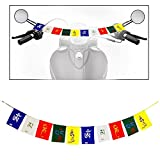 #10: Vheelocityin Small Size Motorycle Ladakh Prayer Flags Tibet Prayer Flags …