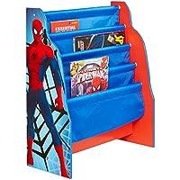 Spider-Man-Man - Hängefach-Bücherregal für Kinder – Büchergestell für Das Kinderzimmer preisvergleich bei kinderzimmerdekopreise.eu