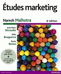 Etudes marketing + logiciel SPSS