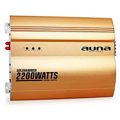 auna-Silverhammer-Goldhammer-Car-HiFi-Verstrker-2-Kanal-4-Kanal-5-Kanal-8-Kanal-Auto-Endstufe-Car-Amplifier