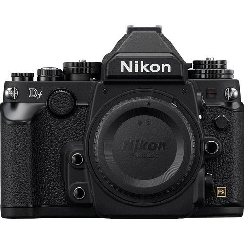 Nikon DF - Digitale Spiegelreflexkamera (FX-Format)