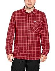 Jack Wolfskin Herren Glacier Shirt Hemd