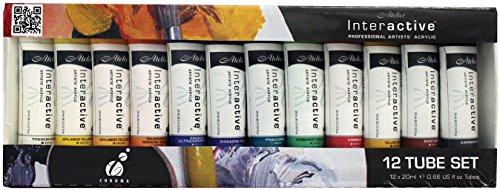 Preisvergleich Produktbild Chroma Atelier Interactive Acryl 20ml 12-Tube