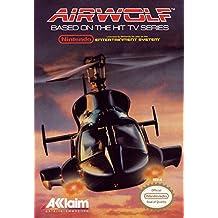 Airwolf (NES - PAL)