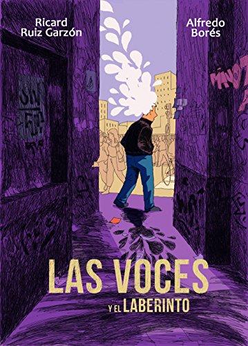 Las voces del laberinto (Cómic / Nov. Gráfica) por Ricard Ruíz Garzón