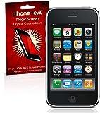 MediaDevil Apple iPhone 3G/3GS Screen Protector: Magicscreen Crystal Clear (Invisible) Edition - (2 x Protectors)