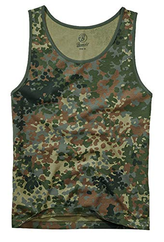 Brandit Tank-Top, Flecktarn 5XL