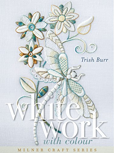 Burr (Whitework with Colour (Milner Craft))