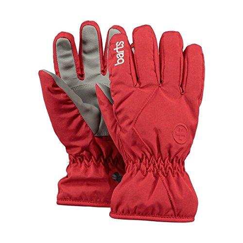 uhe, Rot (Rot), 4 (Herstellergröße: 4) (Mädchen Rot Handschuhe)