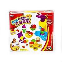 Clay Ice Cream Machine Toy For Kids