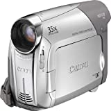 Canon MD110 Camcorder (miniDV, 35-fach opt. Zoom, 6,9 cm (2,7 Zoll) Display) -