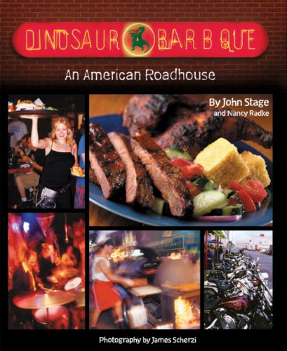 Dinosaur Bar-B-Que: An American Roadhouse (English Edition)