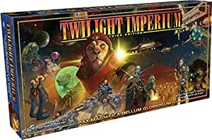 Fantasy Flight Games FFGTI03 Twilight Imperium Board Game Third Edition