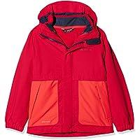 Vaude Kinder Kids Campfire 3in1 Jacket Girls Doppeljacke