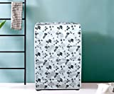#2: F&A Washing Machine Cover Top Load 6 KG to 6.5 KG Fully Automatic With High Quality Zip Large Floral Printed Durable, Water Proof, Dust proof With Designated Openings For Inlet And Outlet Pipes And Power Cords.