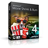 Produkt-Bild: Ashampoo Movie Shrink & Burn 4 Vollversion (Product Keycard ohne Datenträger)