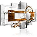 murando - Bilder 200x100 cm Vlies Leinwandbild 5 TLG Kunstdruck modern Wandbilder XXL Wanddekoration Design Wand Bild - Abstrakt a-A-0140-b-p