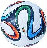#6: Rasco Multicolor PVC Brazuca Football (Size 5)