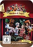 Augsburger Puppenkiste - Märchen und Sagen - Steelbox - 3 DVDs