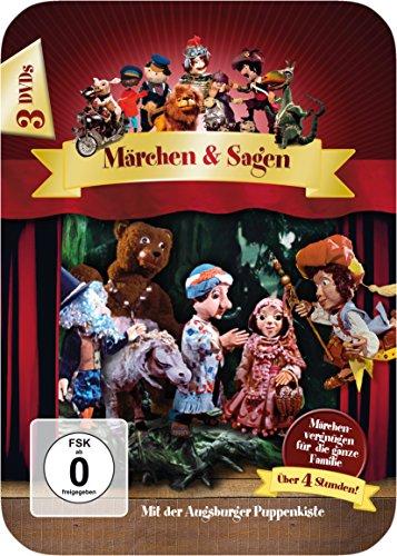 Märchen und Sagen (Steelbox) (3 DVDs)