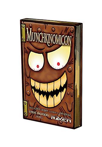 Raven Munchkinomicon